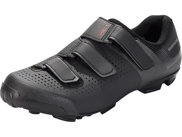 Shimano SH-XC1 Bike Shoes, negro